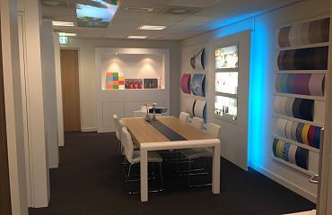 Incompany stand / showroom